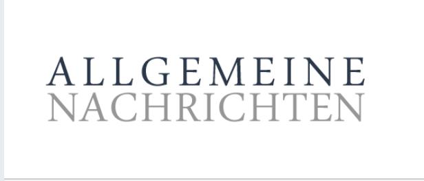 Allgemeine Nachrichten Logo
