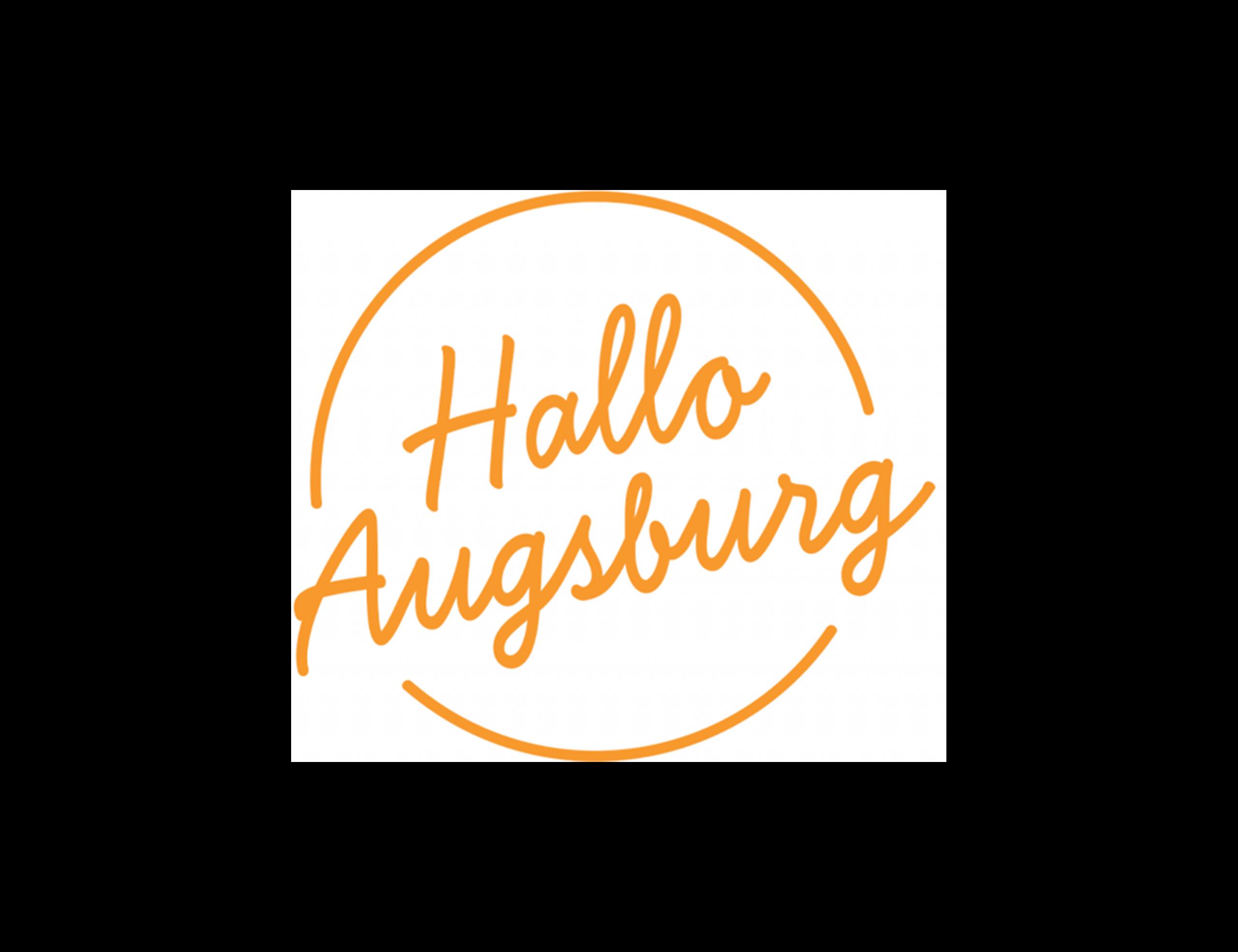 Hallo Augsburg Logo