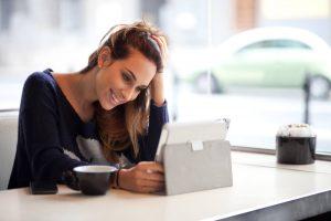Online Flirten - Tipps für die erste Nachricht