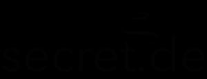 Secret.de Logo