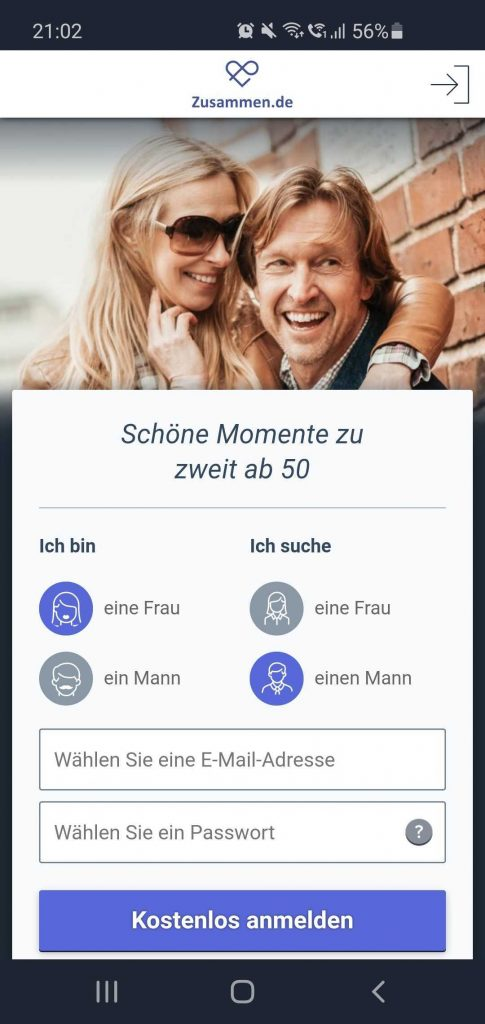 Zusammen.de App